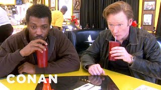 Download Lagu Conan & Deon Cole's Soul Food Adventure - CONAN on TBS Gratis Mp3 Pedia