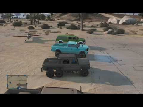 Gta Dubsta 6x6 Dubsta 6x6 vs Sandking Gta