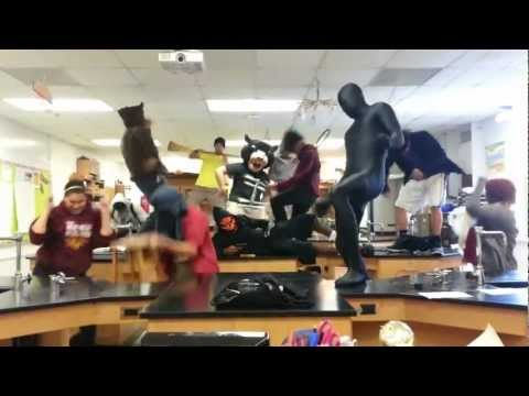 Forest Park HS Harlem Shake (Official)