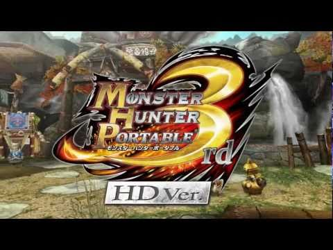 Monster hunter portable3