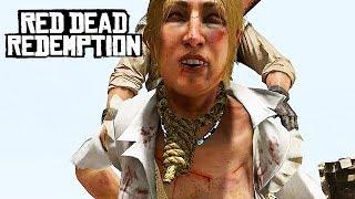 Red Dead Redemption Gameplay German - Nicht meine Bonnie !!!