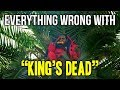 "Everything Wrong With Jay Rock, Kendrick Lamar, Future, James Blake - ""King's Dead"" mp3"