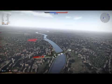 49 - Only the Stars are Higher - FW-190A-8 - Realistic Battle...