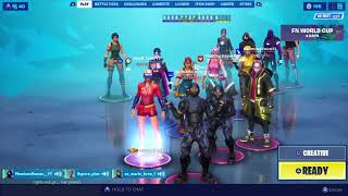 Fortnite save the world live stream giveaway now!!!