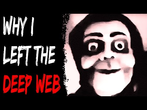 Disturbing Deep Web and Hacking Story (Why I Left The Deep Web) - Scary Stories