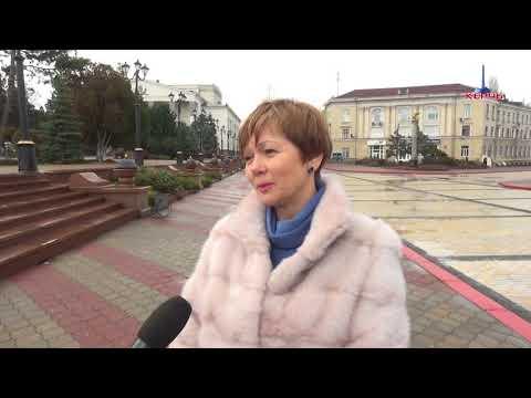 18 12 2017 Министр ЖКХ Крыма оценила благоустройство дворов Керчи