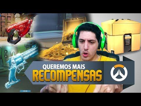 Overwatch | COMPETITIVO PRECISA DE MAIS RECOMPENSAS! | Rasante #104