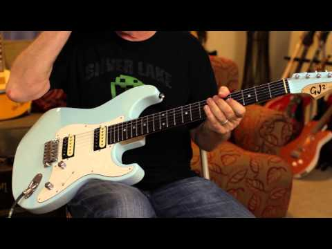 Tim Pierce - Papastache - Guitar Lesson - Blues Rock Soloing - Playing Over Chord Changes