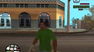 GTA SAN ANDREAS - MISSION #19 MANAGEMENT ISSUES