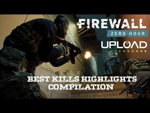 Firewall Zero Hour: Best Kills Highlights Compilation - PSVR Gameplay