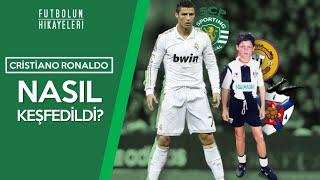 Cristiano Ronaldo'nun Hikayesi (1) | Çocukluk-Gençlik | Futbolun Hikayeleri