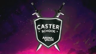 Mencari Shoutcaster AOV Untuk E3 2018 - Arena of Valor Caster School