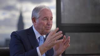 Stephen A.  Schwarzman, Chairman, CEO & Co-Founder, The Blackstone Group L.P.