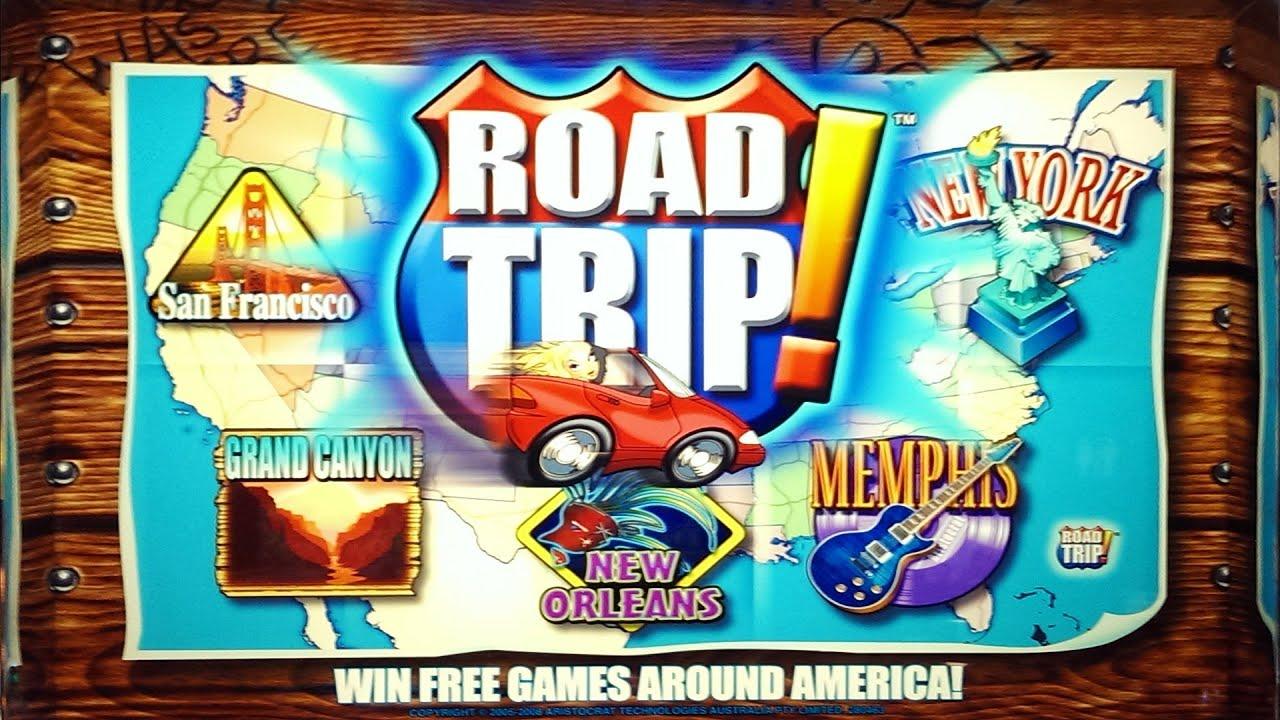 aristocrat road trip casino game