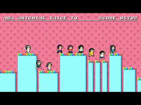 WHAT IS LOVE?, Twice - 8 Bits