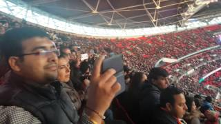 PM Modi - Wembley Stadium - Alisha Chinai - India