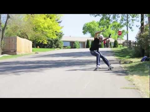Longboarding: 60 seconds