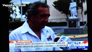 Veppex. Orden Captura JJ Rendon. NTN24.