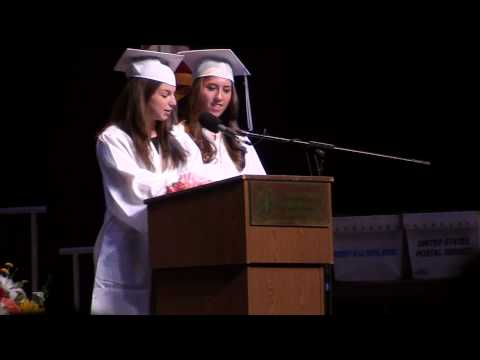 North Shore Hebrew Academy High School Graduation 2010