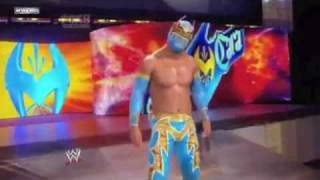 Sin Cara - WWE - Debut Theme song 2011