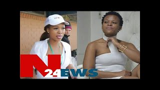 Zodwa wabantu throws major shade at skolopad