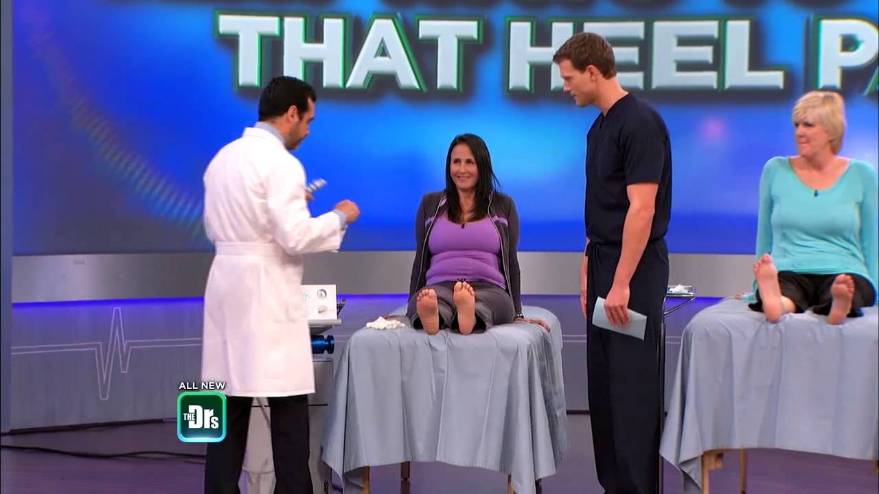 Bret Miller on The Doctors TV Show - Male Breast Cancer
