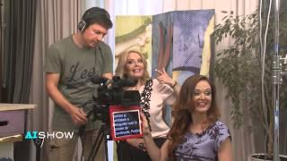 Provocare AISHOW: Irena Boclincă - crainică TV