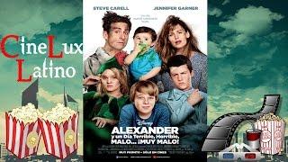 Alexander un día terrible, horrible, malo... ¡Muy malo! | [Español Latino] [DESCARGA GRATIS]