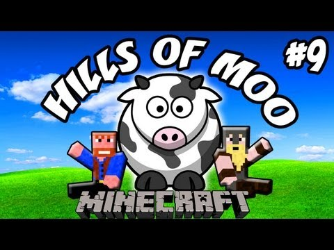 Minecraft: Hills of Moo | Ep.9, Dumb and Dumber