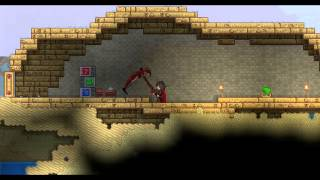 RWBYbound mod for Starbound - Universe & Weaponry Trailer