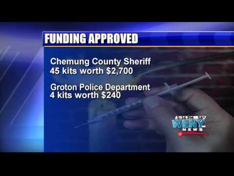 Local Police Get Funding for Heroin Antidote