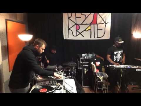 "Keys N Krates ""Every Nite"" Tour Rehearsals – Hypnotik (Live)"