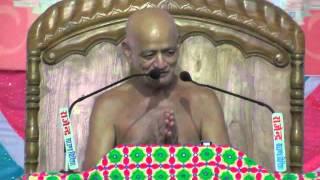विद्यासागर महाराज के विदिशा में प्रवचन (13-7-2014) | Disc - 2, Part - 1