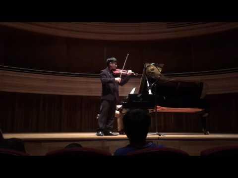 Hao-Ning Hsu plays Beethoven sonata No.5 Mvt.1