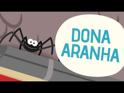 Dona Aranha | Video Musical Infantil | Toobys