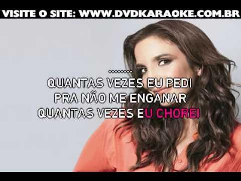 Ivete Sangalo & Pablo   Vingança Do Amor