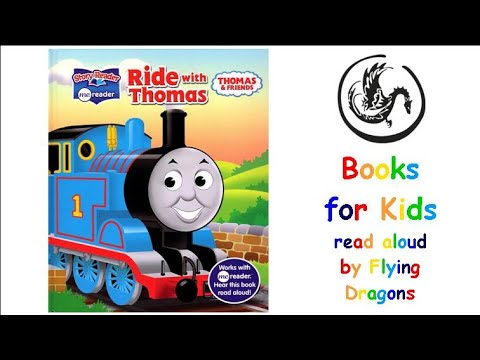 Thomas and Friends - Ride with Thomas | Books Read Aloud for Children | Audiobooks