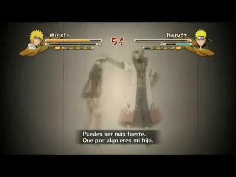 Minato Modo Biju Naruto  - Ninja Storm 3 video