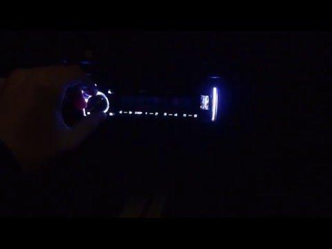 Pioneer DEH-X5600BT Обзор функций и режимов