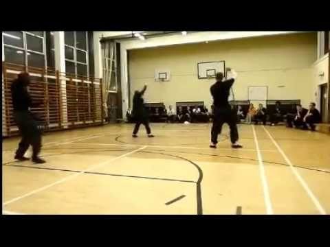 SAS Wing chun close quarter combat training free fighting Image 1
