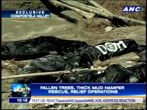 56 bodies found in New Bataan