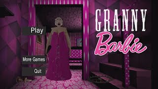 WHAT IF GRANNY WAS BARBIE?
