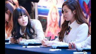Taeyeon and Jessica / U R