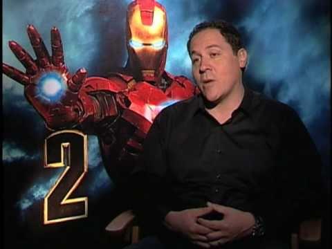 Iron Man 2 Interview - Jon Favreau