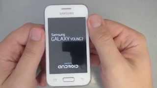 Samsung Galaxy Young 2 G130HN hard reset