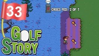 Golf Story Blind Walkthrough Part 33: Meat and Veggies