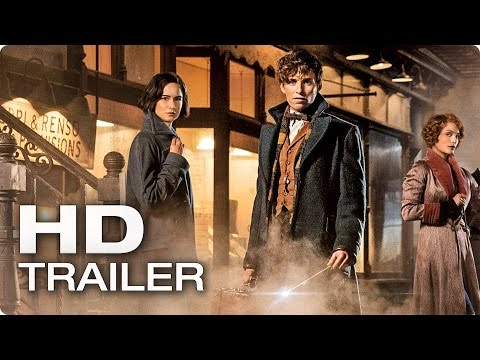 Watch Online 2016 Movie Full HD Fantastic Beasts And Where To Find Them