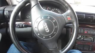 1997 Audi A4 Quick interior Tour