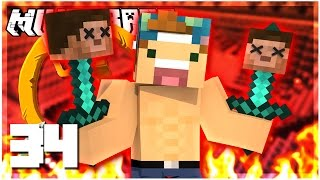 DOUBLE KILL! | HUNGER GAMES MINECRAFT w/ STACYPLAYS! | SEASON 2 EP 34