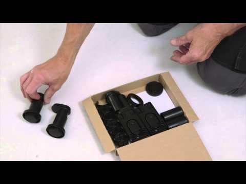 IKEA – METOD: Kastjes ophangen